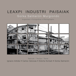Leaxpi Industri Paisaiak. 1989 - 2014. Portada.